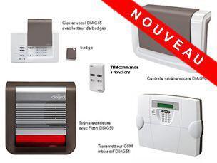 alarme diagral gsm great affordable alarme avec camera tourcoing avec ahurissant alarme somfy. Black Bedroom Furniture Sets. Home Design Ideas